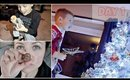 Putting Up The Tree - VLOGMAS Day 1| Danielle Scott