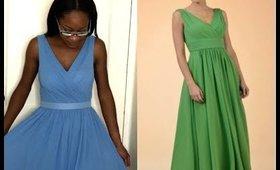AW bridal Dress REVIEW