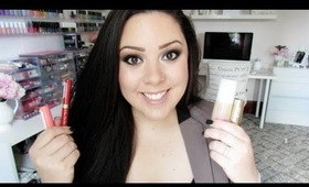 Makeup Haul! Drugstore, NYX, and Benefit! (October 2013)