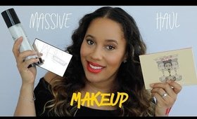 Massive Makeup Haul | Too Faced, NARS, Juvia's Place & More | MsTrueHappiness