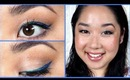 Bright Blue Gradient Liner - Divergent Series #5: Erudite