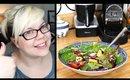 Health Update : Rainbow Salad & Working it!