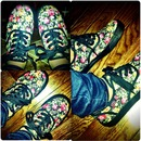 Skull-cute to the core-shoes