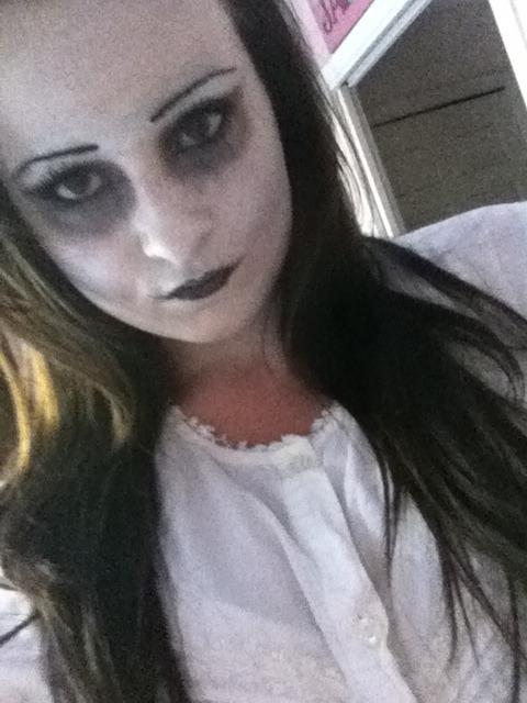 Ghost Makeup Amanda L S Photo Beautylish