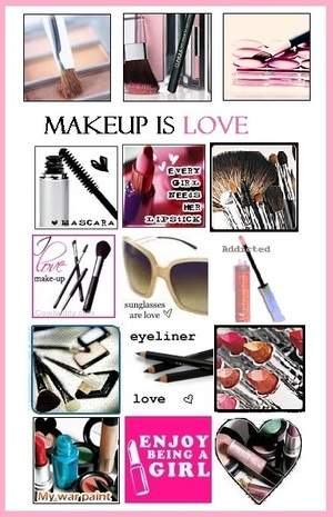 Makeup is LOVE <3