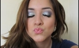 Glitter Ready for 2013! NYE Makeup Look