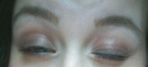 Eyes (crappy quality picture, I know)