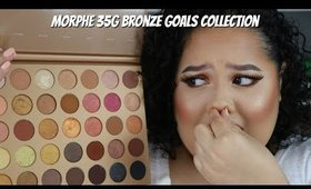 Morphe 35G Bronze Goals Collection Review