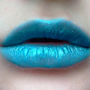 Blue lippie
