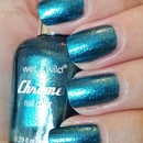 Wet n Wild Chrome - Grew Up In Colbalt-imore