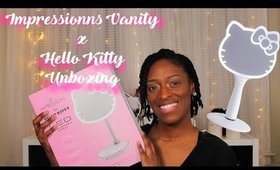 Impressions Vanity x Hello Kitty Haul/Unboxing 💖 l ReanellSelina💖