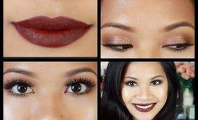 Fall Makeup 2014 I makeupbyritz