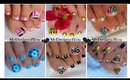 ♥ Toenail Art Compilation | MyDesigns4you ♥