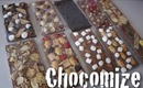 Chocomize Custom Belgian Chocolate Bars - Review + GIVEAWAY!