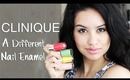Summer Nail Polish - Clinique Swatches & Review