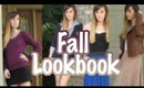 ♡ LOOKBOOK COLLAB | FALL 2012 ♡
