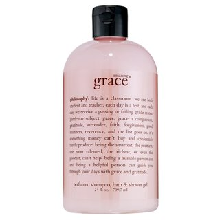 Philosophy Amazing Grace Bath, Shampoo & Shower Gel Luxury Size