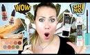 Neues Make up im dm?! |  essence Neuheiten 2019 im Live Test | Top oder Flop?🤔