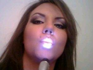 maybelline metallic lipstick mac eyes