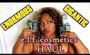 MiaBrownBeauty   Enormous Gigantic E.L.F. Cosmetics Haul!!