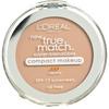 L'Oréal True Match Super-Blendable Compact Makeup SPF 17 Classic Ivory
