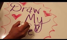 Draw my life Tag- MsTrueHappiness- Requested
