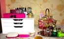 DIY Vanity Area on a Budget