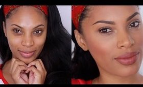Get Ready With Me Fresh Face  - Teeth Whitening Routine