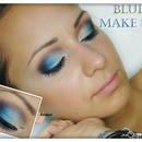 Blue Make Up