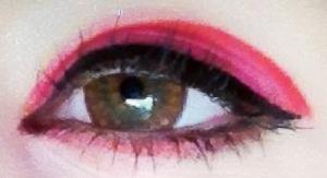 Two Toned Tango Eye