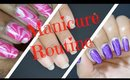 Manicure Routine/Giveaway!