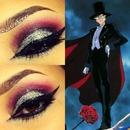 Sailor Moon Makeup Series: Tuxedo Mask