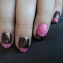 Chocolate Strawberry Lace