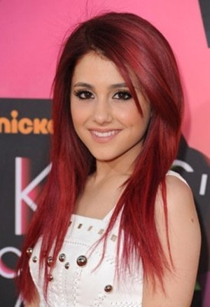 Iu0027m Probably Too Old To Watch Victorious On Nickelodeon, But Whatever, I  Love It. I Also Love Love Love Ariana Grandeu0027s (aka Cat Valentine) Fabulous  Hair ...