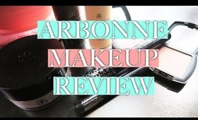 Arbonne Makeup Review