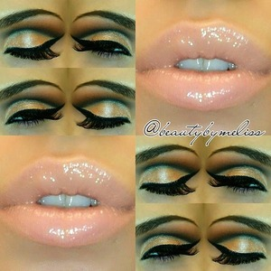 all products used can be found on www.beautybymeliss.com