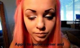 Pudding pop makeup tutorial