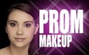 SMOKEY EYE PROM MAKEUP TUTORIAL!