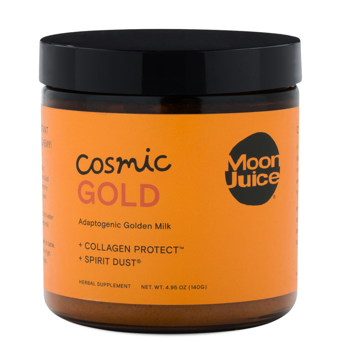 Moon Juice Cosmic Gold product swatch.