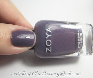 Zoya Lotus  My review: http://www.makeupchicliterarygeek.com/2012/01/swatch-review-zoya-true-collection.html