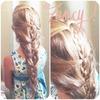 Pinterest inspired braid.