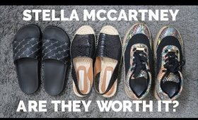 STELLA MCCARTNEY SHOES: ARE THEY WORTH IT?