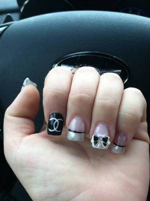 Got this done in October my nails <3