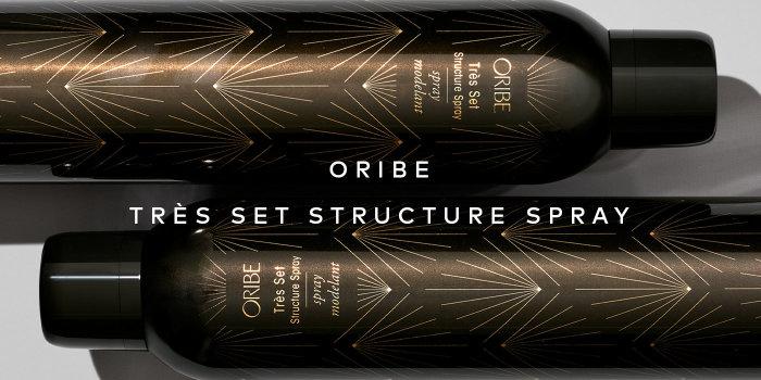Shop Oribe's Tres Set Structure Spray on Beautylish.com