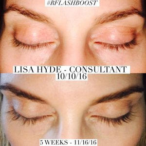 MY 5 Week Results - on Lashes and Brows!!