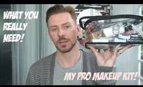 YOUR ESSENTIAL MAKEUP KIT - MY PRO MAKEUP KIT!