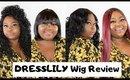 Dresslily Wig Review