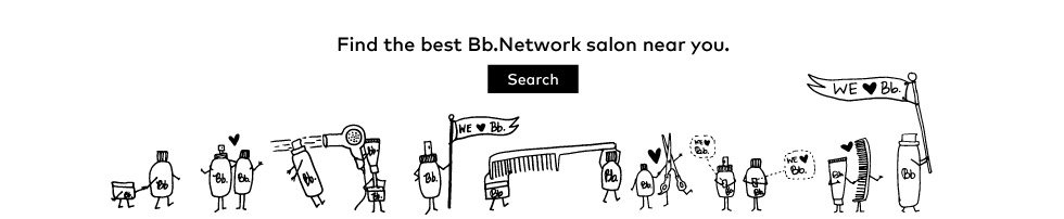 Find the best Bb.Network salon near you.