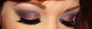 For more info on this look, please visit:  http://www.vanityandvodka.com/2013/02/inspired-by-starsand-meteor-run.html  Have a beautiful day! :-) Colleen