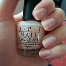 OPI Sweetheart Nail Polish